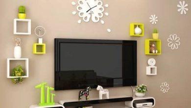 خرید و نصب شلف دیواری تلویزیون با قیمت مناسب