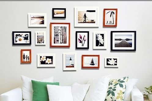 انتخاب و خرید قاب عکس های رنگی
