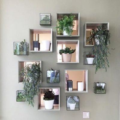 آشنایی با باکس های آینه دار شیک