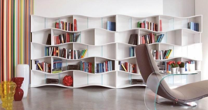 مصالح مورد نیاز شلف کتابخانه
