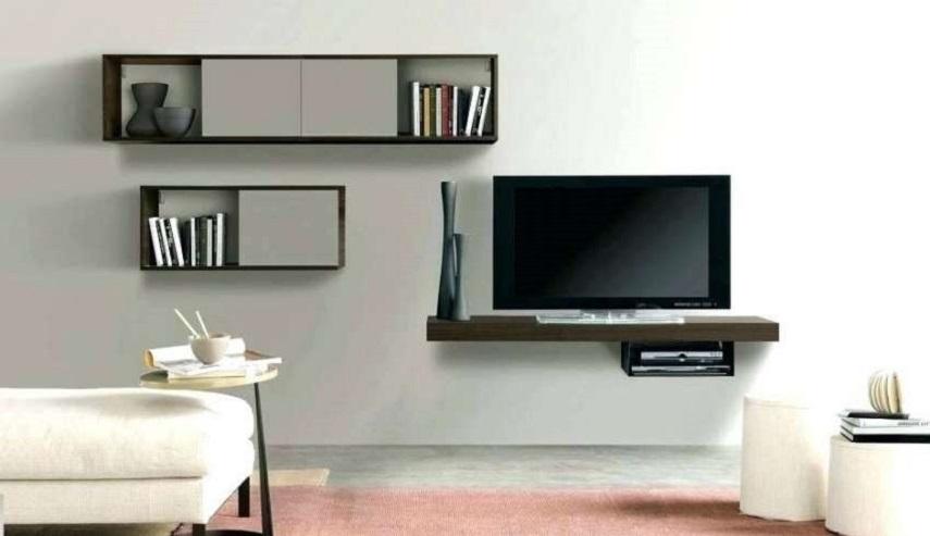 مشخصات یک شلف برای زیر تلویزیون