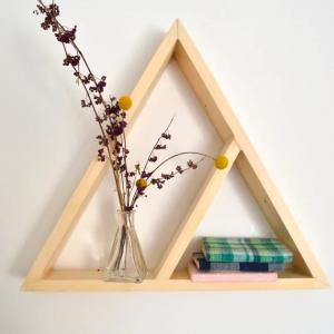 شلف مثلثی طبقه دار کد 2201