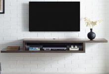 تصویر شلف دیواری تلویزیون چیست